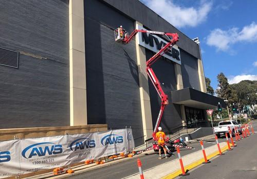 Myer - Facade & Concrete Repair