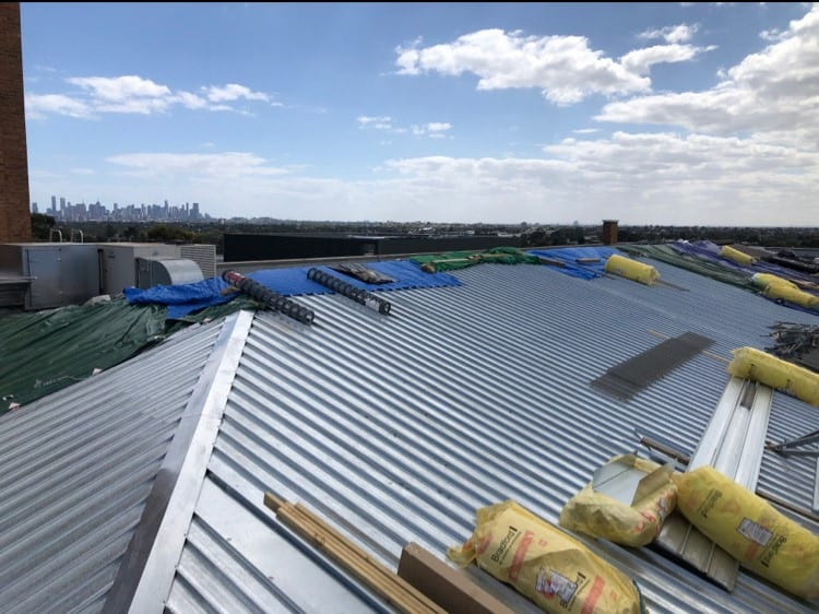 Ivanhoe Library - Asbestos Removal & Roofing