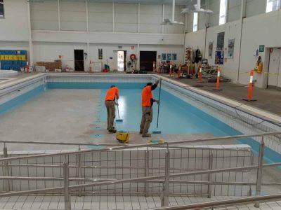 Sunshine Leisure Centre - Swimming Pool Restoration