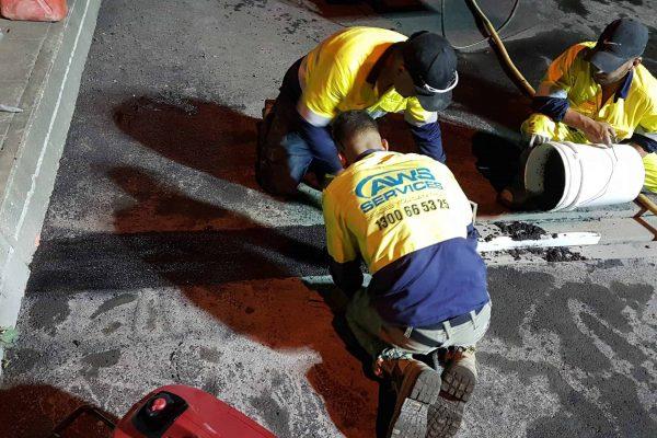 M5 - Road Joint Repair & Asphalting